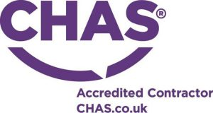 Kingsley Roofing is a CHAS (Contractors Health & Safety) accredited company
