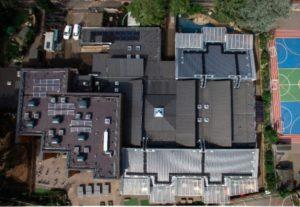 School Flat Roof