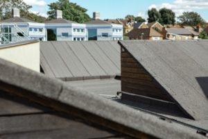 School flat roof case study