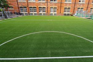 school flat roof london
