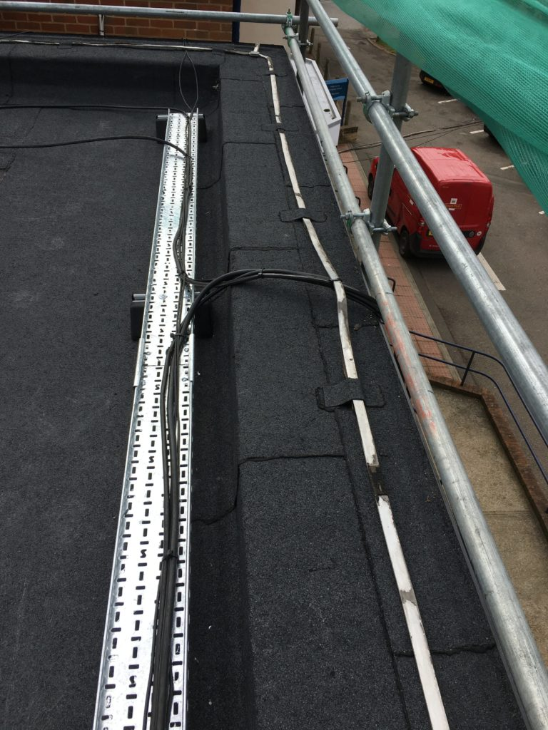 New cable runners